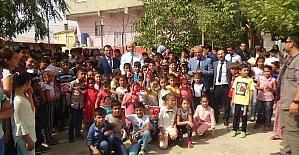 Kulp'ta 'İlköğretim Haftası' etkinliği