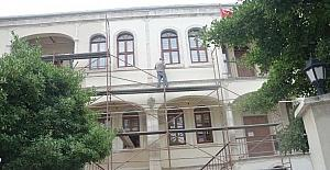 Kütüphane 24 Eylül'de açılacak