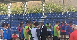 Malatya Yeşilyurt Belediyespor sezona iyi başlamak istiyor