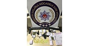 Malatya'da uyuşturucu operasyonu