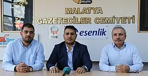 Malatyaspor USA Başkanı Teoman Mutlu: