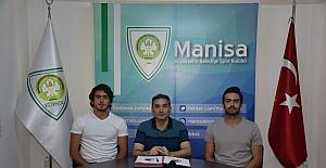 Manisa BBSK Basketbol Takımına yeni takviyeler