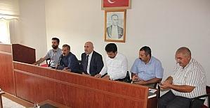MASKİ'den muhtarlara yönelik bilgilendirme toplantısı