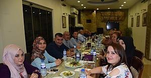 MHP Kozan İlçe Teşkilatı'nda birlik ve beraberlik yemeği