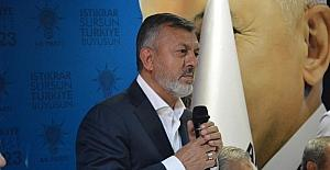 "Milletvekili Karaca: ""Atanan arkadaş Cumhurbaşkanımızın il başkanıdır"""