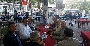 Milletvekili Mustafa Şükrü Nazlı: Şaphane-Simav bağlantı yolu, sıcak asfalt olacak