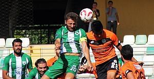 Muğlaspor kupaya penaltılarda veda etti