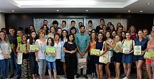 Muratpaşa'nın Çevre eğitimlerine ilgi