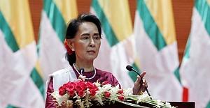 Myanmar liderinden yamyam gibi açıklama