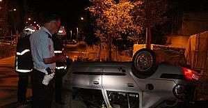 Niğdede aynı anda iki ayrı kaza:...