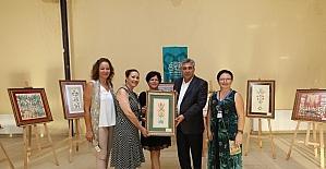 Nilüfer Belediyesi Türk El Sanatları Festivali'ne katıldı