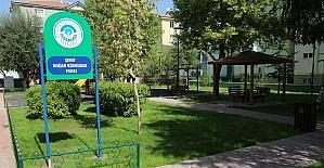Odunpazarı'nda parklar yenileniyor