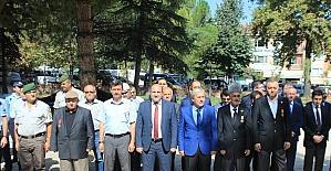 Osmaneli'de Gaziler Günü kutlaması