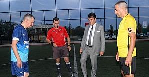 Osmangazi'de turnuva heyecanı