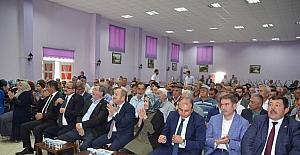 Özdemir AK Parti Kargı İlçe başkanı seçildi