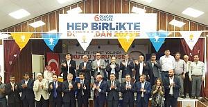 Pazarlar AK Parti, 'Bilal Demirci ile yola devam' dedi
