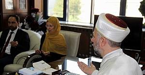 Polonyalı Monika Müslüman oldu
