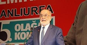 """Saadet Partisi Genel Başkanı Karamollaoğlu: """"Kuzey Irak'ta bir devletin kurulması önemli değil, kimin kurdurduğu önemli"""""""