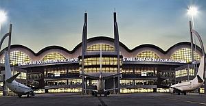 Sabiha Gökçen havalimanı karıştı