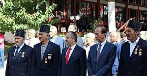 Şaphane'de Gaziler Haftası kutlamaları