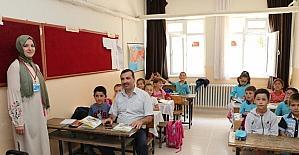 """Sarıcaoğlu: """"Eğitime olan desteğimiz artarak devam edecek"""""""