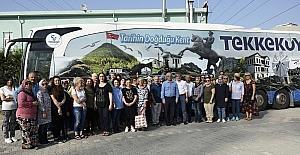 Tekkeköy'den Bursa ve Çanakkale gezileri