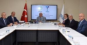 TESKİ yönetim kurulu toplantısı gerçekleşti