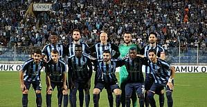 TFF 1. Lig: Adana Demirspor: 0 - Adanaspor: 0 (İlk Yarı)