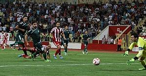 TFF 2. Lig: Kahramanmaraşspor: 1 - Konya Anadolu Selçukspor: 1