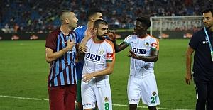 Trabzonspor Aytemiz Alanyaspor tarihi maçı