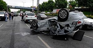 Trafik kazalarının bilançosu katliamı andırdı