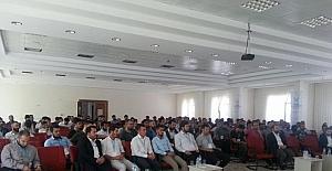 TÜGVA il temsilcileri Malatya'da buluştu