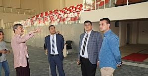 Turgutlu'daki dev tesis Ekim ayında açılacak