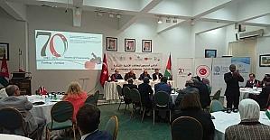 Türk-Ürdün diplomatik ilişkilerinin 70. yılı kutlandı