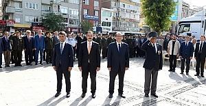 Uşak'ta 19 Eylül Gaziler Günü törenlerle kutlandı