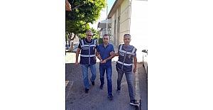 Uyuşturucu ticaretinden 7 yıl hapis cezası bulunan kaçak yakalandı