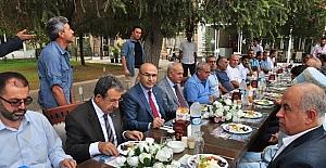 """Vali Demirtaş: """"Ahilik, sahiplenmemiz gereken çok özel kültürümüzdür"""""""