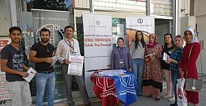 Van'da 'Sınavsız ikinci üniversite' tanıtımı