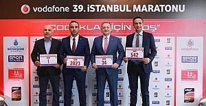 Vodafone 39. İstanbul Maratonu, çocuklar için koşulacak