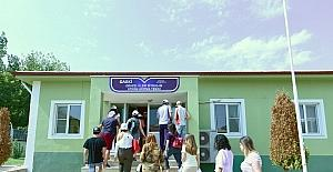 Yabancı öğrencilerinden GASKİ'ye ziyaret