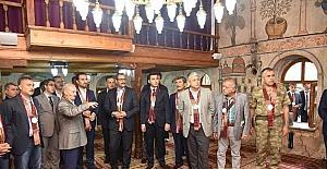 Yavuz Sultan Selim'in hocası olduğu rivayet edilen Hacı Abdullah Halife anıldı