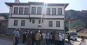 Ziraat mezunları İnönü'de