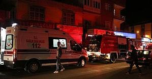 5 metre yükseklikten düşen genç kız ağır yaralandı