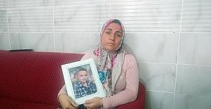 660 gün önce kaybolan Bayram bugün 10 yaşına girdi