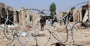Afganistan'da askeri üsse büyük saldırı