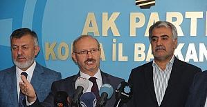 AK Parti Genel Başkan Yardımcısı Ahmet Sorgun:
