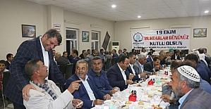 Akçakale Belediye Başkanı Abdulhakim Ayhan: