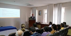 Aksaray Üniversitesinde felsefe toplantıları