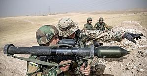 Almanya'da Barzani'yi yarı yolda sattı