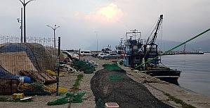 Amasralı balıkçıların umudu Kasım ayında